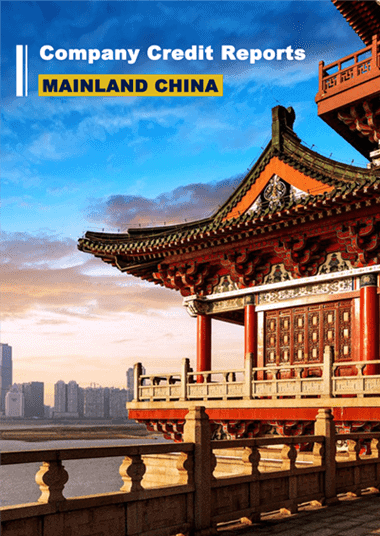 Mainland China Company Credit Reports